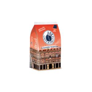 Borbone Miscela Decisa συμβατές κάψουλες Nespresso