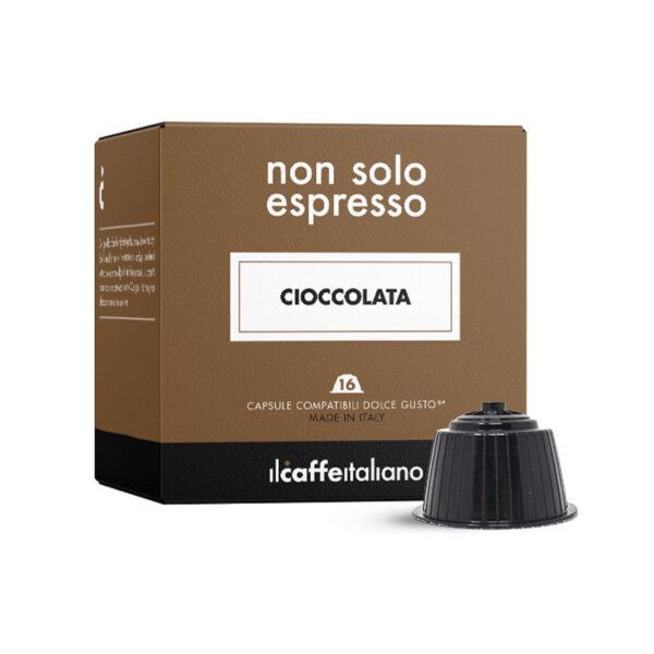IL Caffe Italiano Cioccolata συμβατές κάψουλες