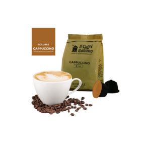 IL Caffe Italiano Cappuccino συμβατές κάψουλες Dolce Gusto