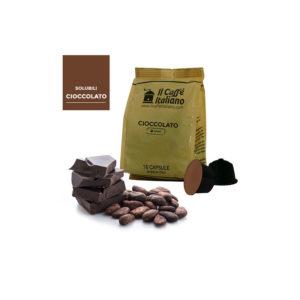 IL Caffe Italiano Cioccolato συμβατές κάψουλες Dolce Gusto