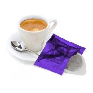 Ταμπλέτες Tiziano Bonini Espresso Eccelso 100% robusta έντονος καφές