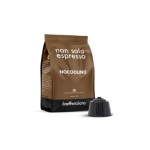 IL Caffe Italiano Nocciolino συμβατές κάψουλες Dolce Gusto
