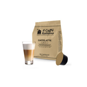 IL Caffe Italiano Caffe Latte συμβατές κάψουλες Dolce Gusto