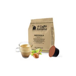IL Caffe Italiano Nocciola συμβατές κάψουλες Dolce Gusto καφές με φουντούκι