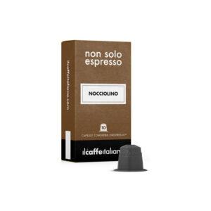 IL Caffe Italiano Nocciola συμβατές κάψουλες ρόφημα φουντουκιού