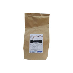 Getcoffee Napolitano espresso κόκκοι - 500g καφές εσπρέσο