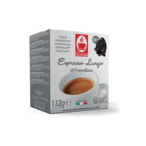 Tiziano Bonini Espresso Lungo dolce gusto 100% arabica
