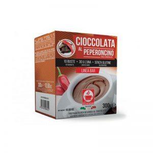 Tiziano Bonini σοκολάτα τσίλι ατομική μερίδα chilli