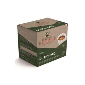 Garibaldi Gusto Oro συμβατές κάψουλες Dolce Gusto