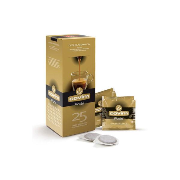 Ταμπλέτες Covim Gold Arabica 100%