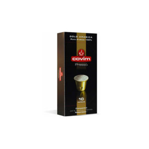 Covim Gold Arabica συμβατές κάψουλες Nespresso