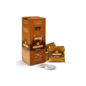 Ταμπλέτες Covim Orocrema 85% Robusta και 15% Arabica