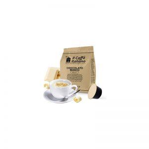IL Caffe Italiano Cioccolato Bianco συμβατές κάψουλες Dolce Gusto λευκή σοκολάτα