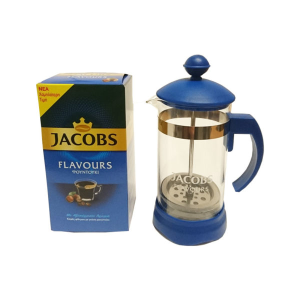 Καφές Φίλτρου Jacobs hazelnut, coffee maker free