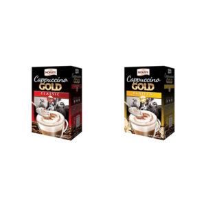 Mokate προσφορά καφές Cappuccino σε φακελάκια classic και vanilia