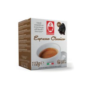 Tiziano Bonini Espresso Classico συμβατές κάψουλες Dolce Gusto 16 τεμάχια κλασσικός καφές