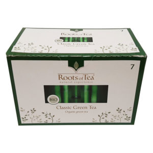 Arthemia τσάι Classic Green Tea κουτί με 20 φακελάκια