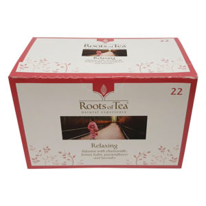 Arthemia τσάι Relaxing Tea κουτί 20 τεμάχια