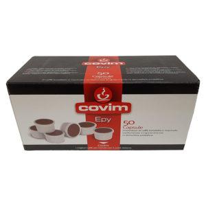 Covim Gold Arabica συμβατές κάψουλες 50 τεμάχια