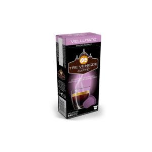 Tre Venezie Vellutato βελούδινος καφές εσπρέσο