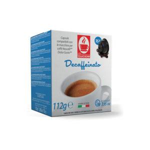 Espresso Decaffeinato συμβατές κάψουλες Dolce Gusto * – 16 τεμ. χωρίς καφείνη