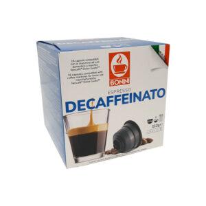 Tiziano Bonini Espresso Decaffeinato 16 τεμάχια