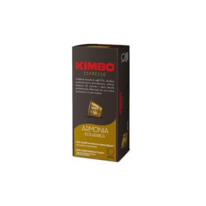 Kimbo Armonia συμβατές κάψουλες Nespresso