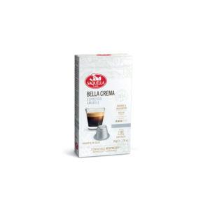 Saquella Bella Crema nespresso κάψουλες