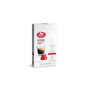 Saquella Intenso nespresso κάψουλες έντονος καφές 5/5