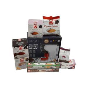 Sogo καφετιέρα για espresso SS-5675
