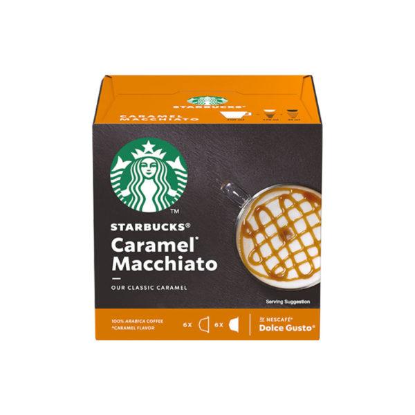 Starbucks Caramel Macchiato συμβατές κάψουλες