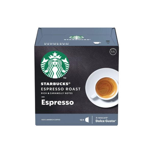 Starbucks Espresso Roast συμβατές κάψουλες δυνατός καφές