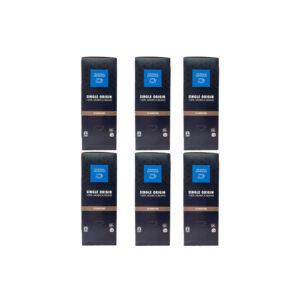 Ταμπλέτες Ipanema Espresso Ese Pods 6×25 νέα μαύρη συσκευασία