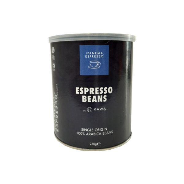 Καφές Espresso Ipanema κόκκοι 250g μαύρο