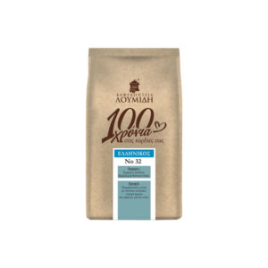Ελληνικός καφές Νο 32 Λουμίδης 490g