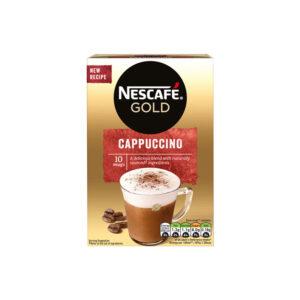 Nescafe Στιγμιαίος Cappuccino σε φακελάκια