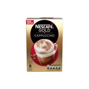Nescafe Στιγμιαίος Cappuccino 10 ροφήματα