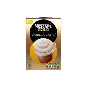 Nescafe Στιγμιαίος Cappuccino Vanilla Latte