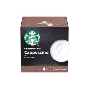 Starbucks Cappuccino συμβατές κάψουλες dolce gusto
