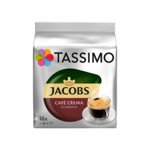 Tassimo Jacobs Caffe Crema Classico 16 τεμάχια