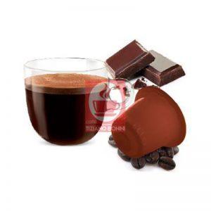 Σοκολάτα Nespresso συμβατές κάψουλες Tiziano Bonini 10 τεμάχια