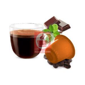 Cioccomenta Nespresso σοκολάτα με μέντα