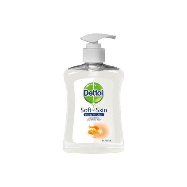 Dettol Liquid Hand Wash - honey - 250ml