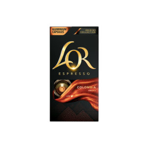 Lor Colombia συμβατές κάψουλες Nespresso 8/12