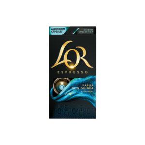 Lor Papua New Guinea συμβατές κάψουλες Nespresso 7/12