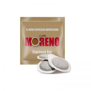 Ταμπλέτες Moreno Espresso Bar ese pods