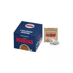 Ταμπλέτες Moreno Espresso Bar κουτί 150 τεμάχια δυνατός καφές