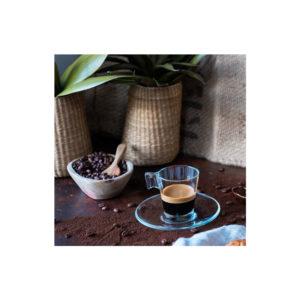 Napoli il caffe χάρτινες μερίδες coffee cup πυκνή κρέμα