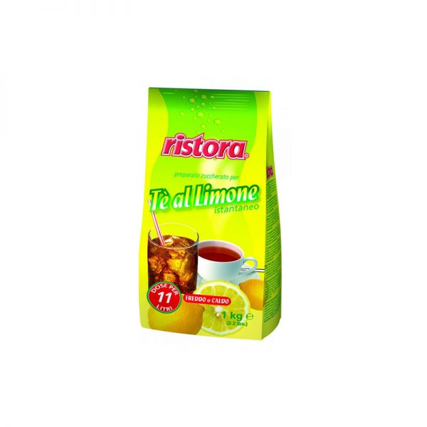Ristora στιγμιαίο τσάι λεμόνι 1kg