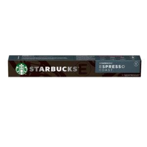 Starbucks Espresso Roast nespresso κάψουλες 10 τεμάχια